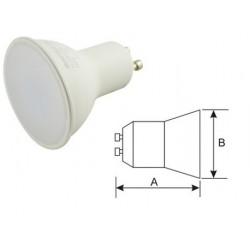 BOMBILLA LED GU10 5W LUZ DIA