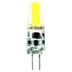 BOMBILLA LED G4 2.2W 3200K 12V DC CALIDA