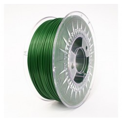 PLA Filamento color verde 1.75mm 1kg DEVIL