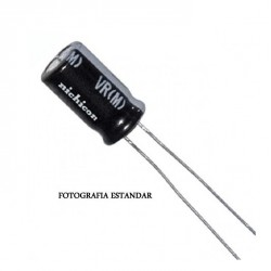 CONDENSADOR ELECTROLITICO 22uF 450V