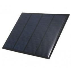 Mini panel solar de 5,5V 160mA 110x80mm