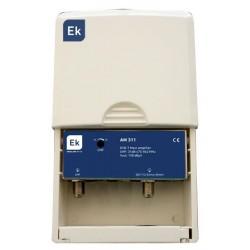 Amplificador  mástil Lte2 35dB 110dBuV 470-694 Mhz