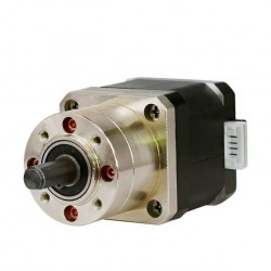 17HS4401S-PG518 MOTOR PASO-PASO REDUCTOR 5.18:1
