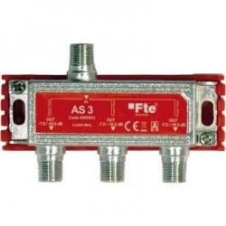 Repartidor de 3 salidas 5-2400 Mhz