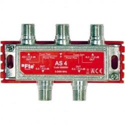 Repartidor de 4 salidas 5-2400 Mhz