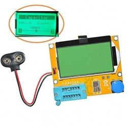 LCR-T4 ESR SCR TESTER CON LCD12864