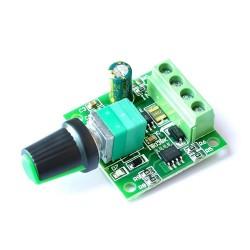MODULO CONTROL VELOCIDAD DC1.8V/3V/5V/6V/12V/2AMP.
