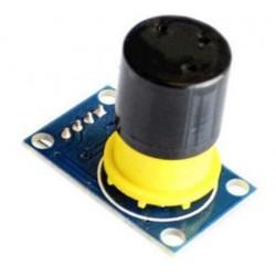 MQ-131 Sensor detección gas ozono.
