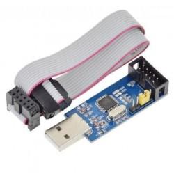 AVR PROGRAMADOR USB ISP USB ASP ATMEGA8 ATMEGA128