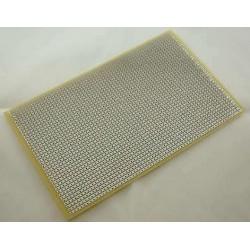 CEF3 Placa de pistas contínuas 1 cara 100x160mm