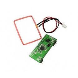 UART 125KHZ EM4100 RFID CARD KEY ID READER