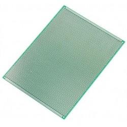 Placa de topos fibra doble cara 90x150mm