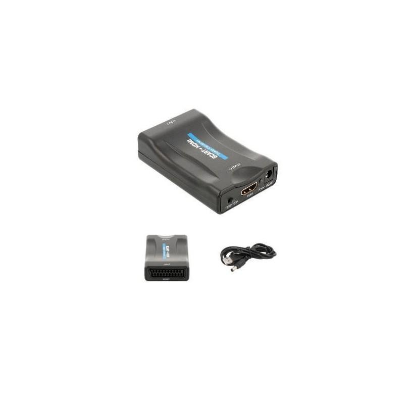 CONVERTIDOR DE EUROCONECTOR A HDMI