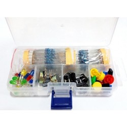 Kit componentes varios para arduino y raspberry Pi