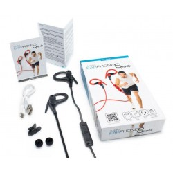 AURICULARES RUNNING SPORTS BLUETOOTH + MICRO