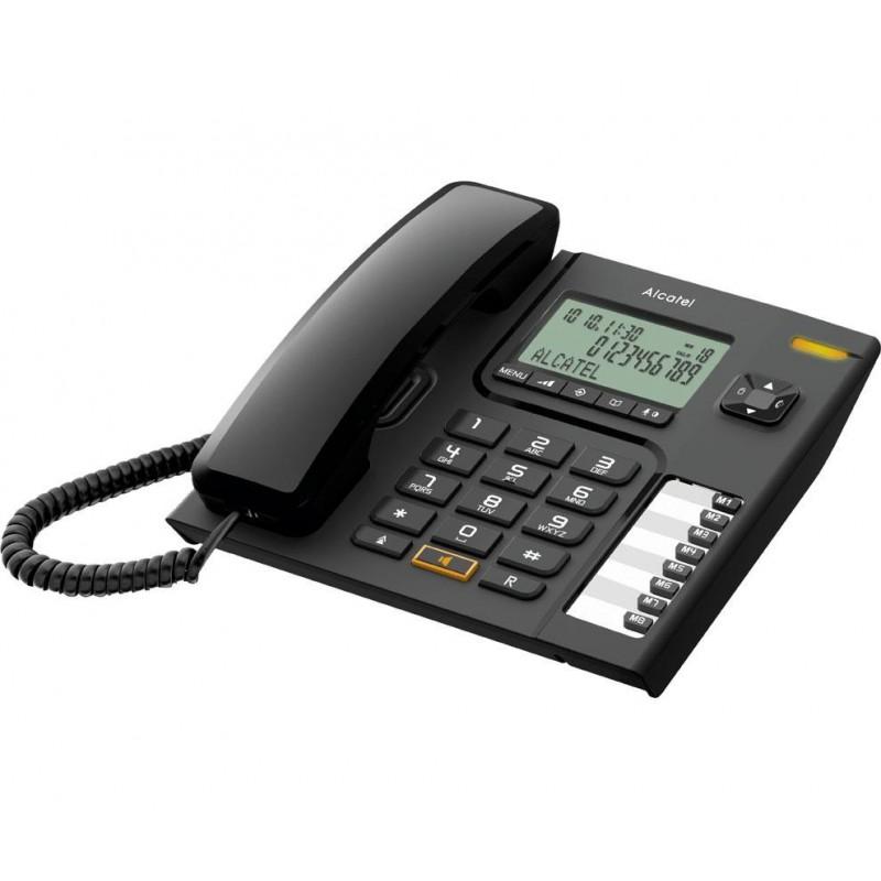 TELÉFONO CON PANTALLA, 18 MEMORIAS Y MANOS LIBRES