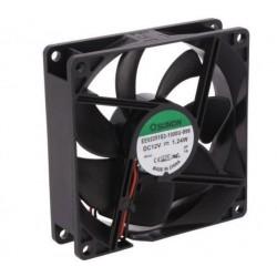 Ventilador fricción 92x92x25mm 12V DC