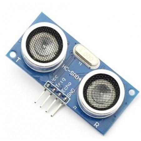 Módulo de ultrasonido para arduino HC-SR04
