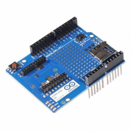 Wireless  Shield Arduino con SD