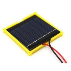 Mini panel solar de 3V 100mA 60x60mm