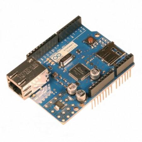 Shield Arduino Ethernet rev.3 sin POE