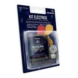 Kit eléctrico escolar con motor.