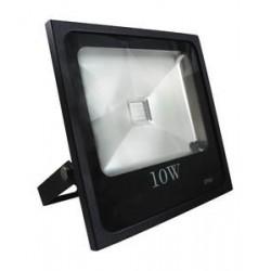 FOCO LED 10W RGB IP66 CON MANDO