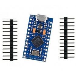 PRO-MICRO USB ATMEGA32U4 PLACA DE DESARROLLO