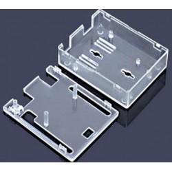 Caja Transparente de Plástico para Arduino Uno R3