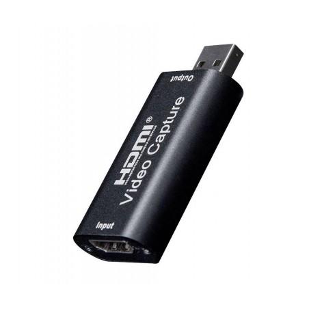 Capturadora de Audio/Video Digital  HDMI a USB 2.0