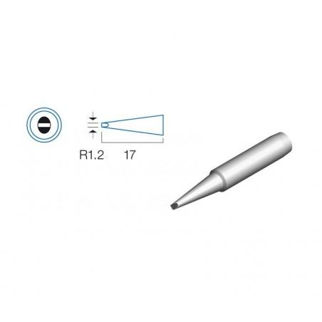 PUNTA SOLDADOR PLANA 1.2mm