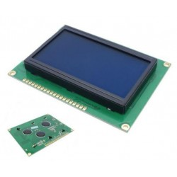 MÓDULO DISPLAY LCD 128X64 12864 MODULO 5V