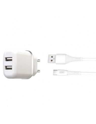 Pack cargador L69 de 5V 2 4A   cable USB-C
