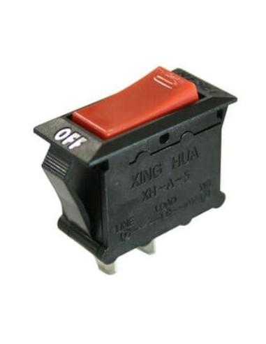 Interruptor térmicor bimetálico rearmable 6A