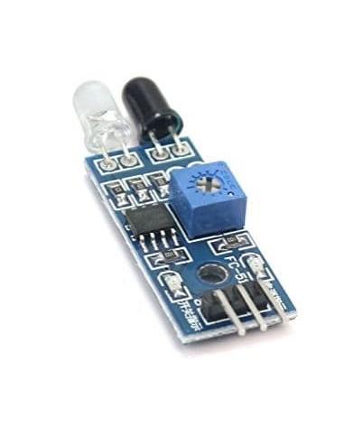 FC-51 Módulo sensor de infrarrojos IR para arduino