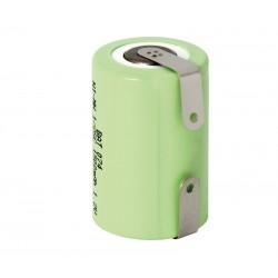 Batería recargable 1,2V 1500mA NI-MH 4/5SC