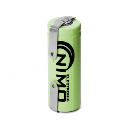 Batería recargable 1,2V 350mA NI-MH 2/3AAA