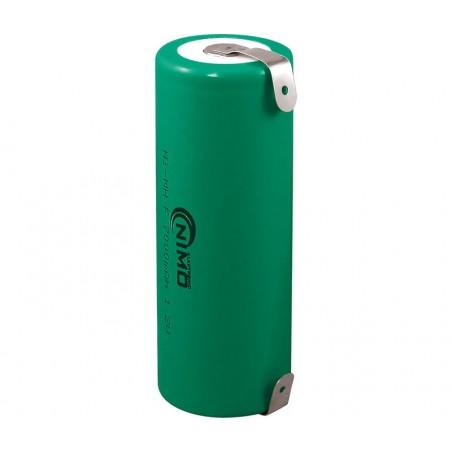 Batería recargable 1,2V 7000mA VTF NI-MH