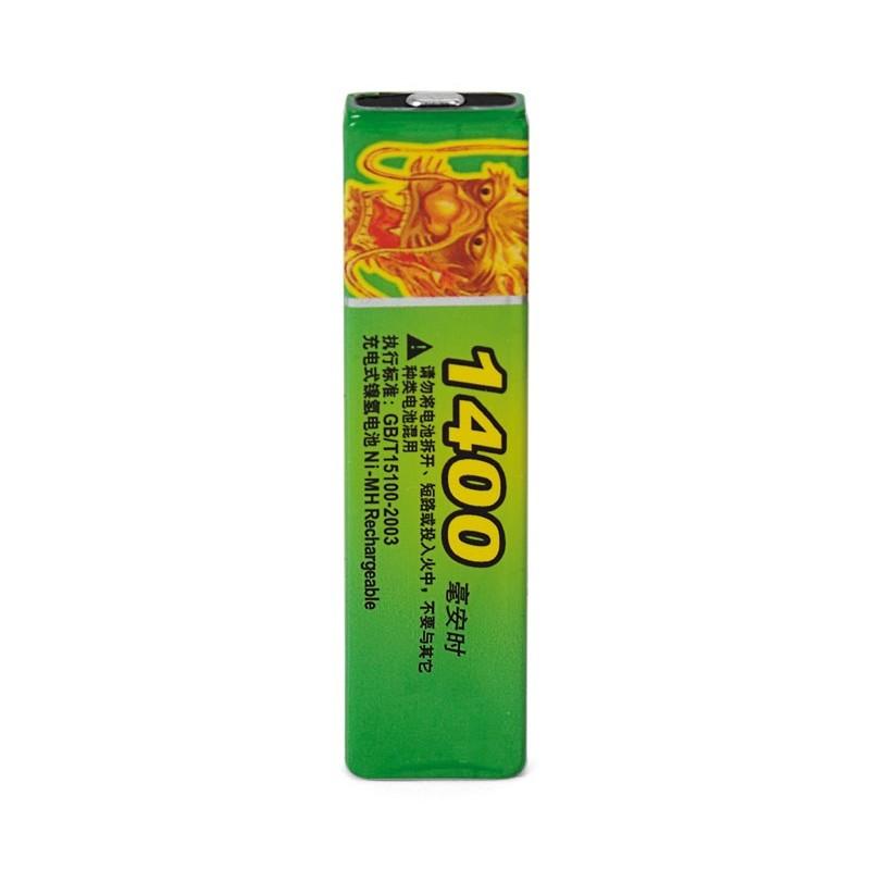 Batería recargable 1,2V 1400mA NI-MH HFA1U