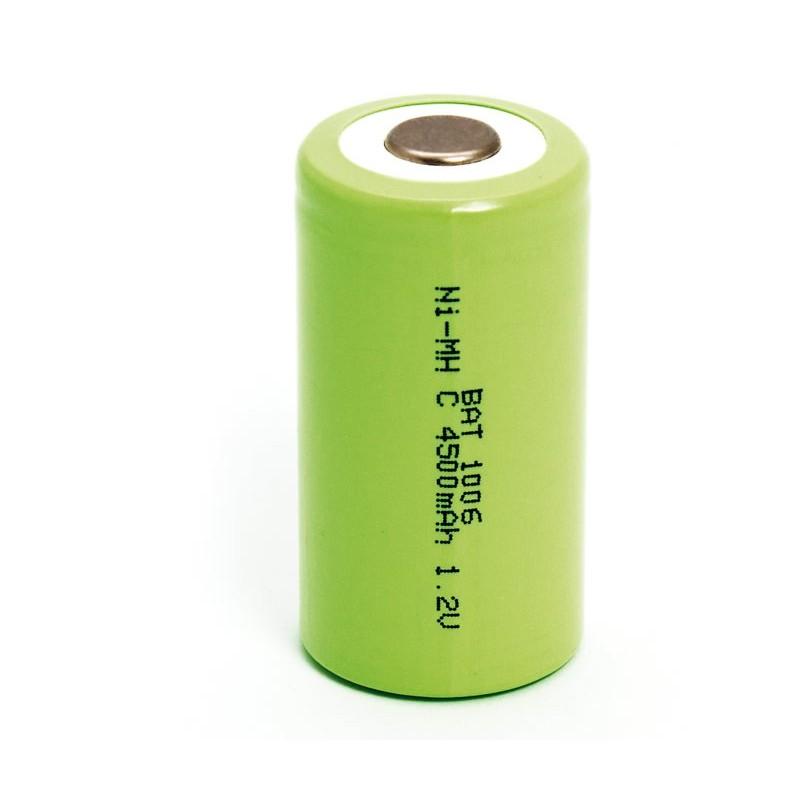 Batería recargable 1,2V 4500mA NI-MH RC14