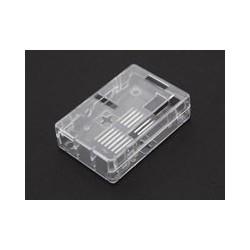 CAJA RASPBERRY PI TRASPARENTE MODELO B+, B 1GB