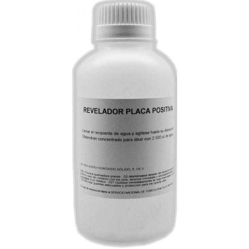Revelador placa positiva RPP