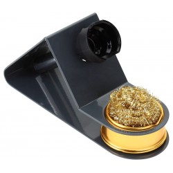 HRV7544 Soporte de soldador con limpiador metálico