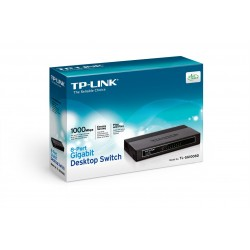 TLSG1008D SWITH 8P GIGALAN TPLINK