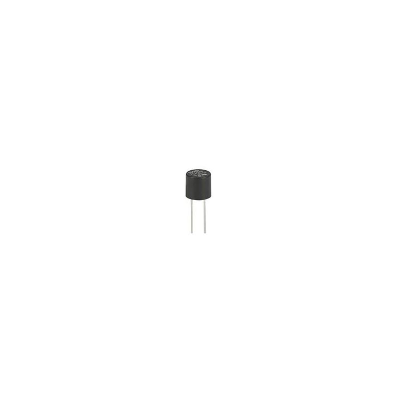 Fusible PCB subminiatura 630mA 5,08MM  f. rapida