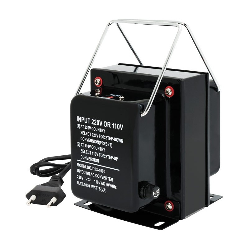 Transformador 110v - 220v 1000w