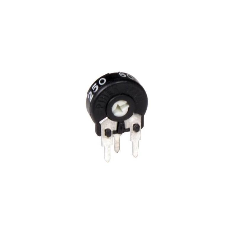 Potenciómetro de ajuste horizontal 2M5 Ohmios