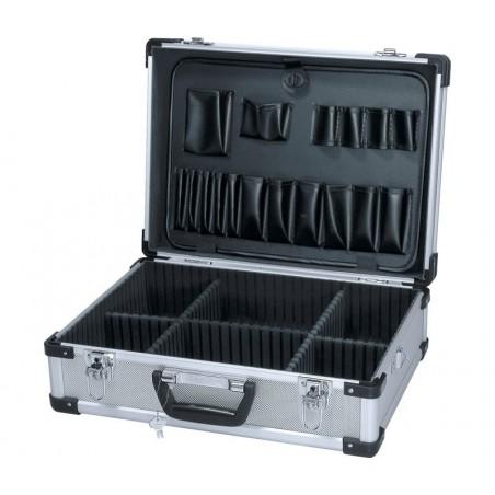 HRV1904 Maleta para herramientas aluminio