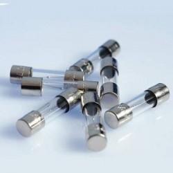 Fusible de cristal 250mA  5 x 20   10 unidades
