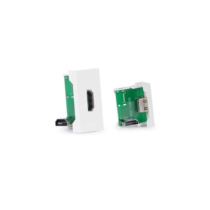Conector HDMI hembra.